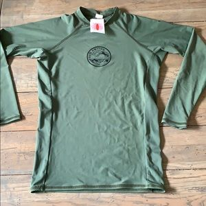 Men's Rash Guard Surf Shirt